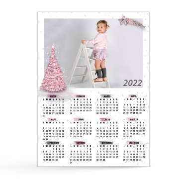 Calendario Imán